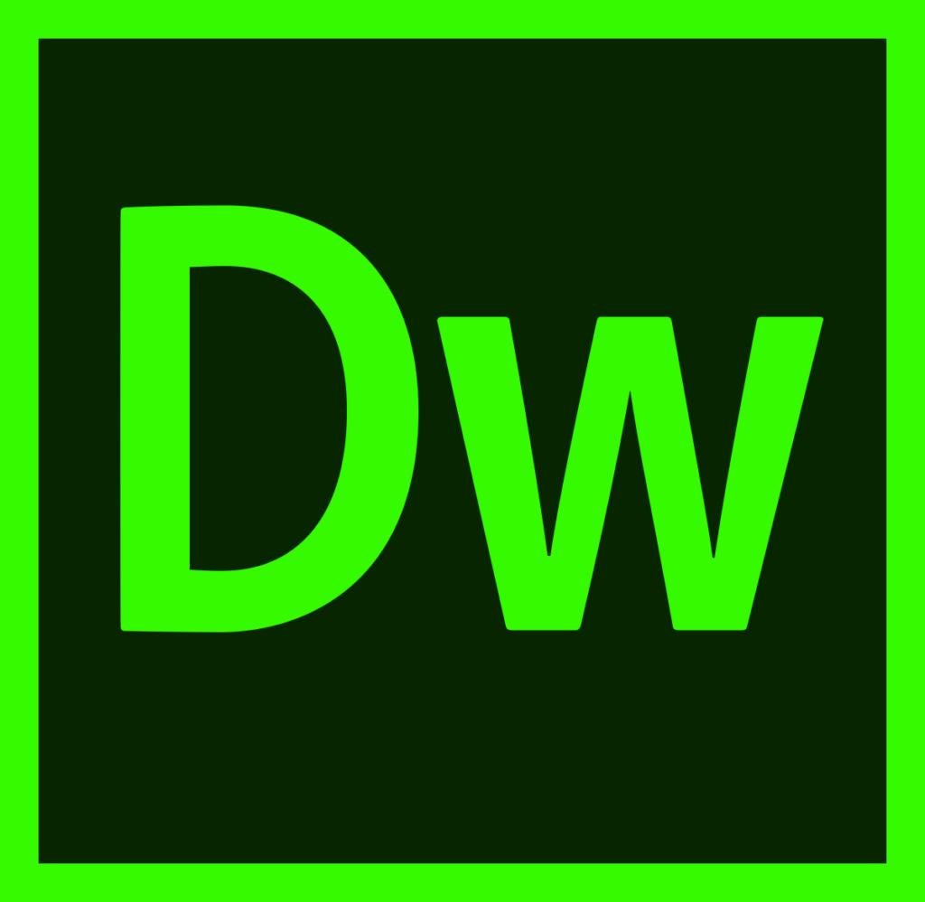 dreamweaver grafica